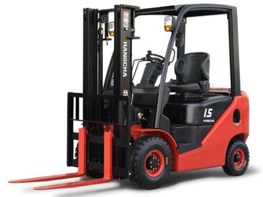 Dieseltrukki 1800kg