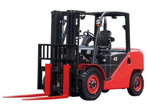 Dieseltrukki 5ton