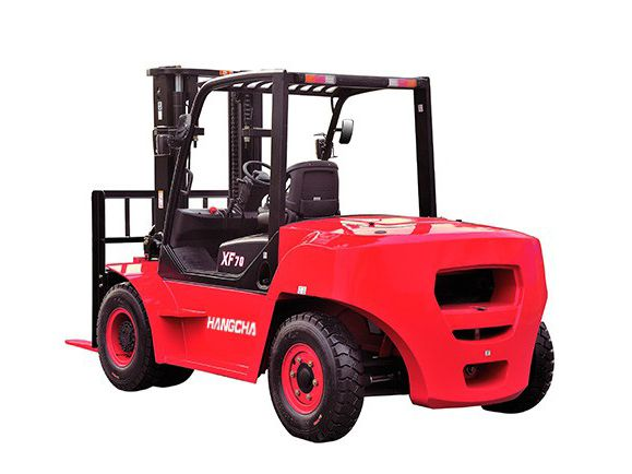 7ton Dieseltrukki