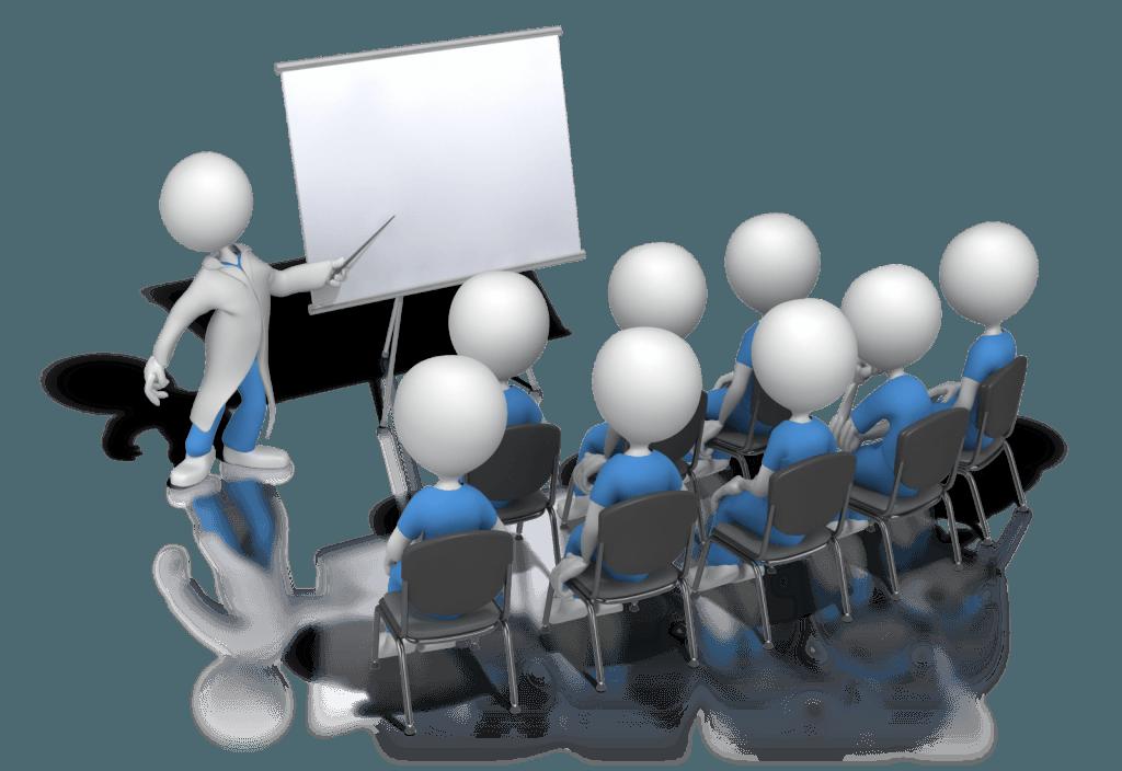 Trukkikoulutus ryhmä