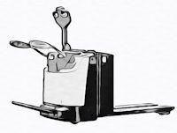 Käytetty lavansiirtovaunu